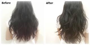 unlayered hair sarahjslee how to get non heat natural wavy hair