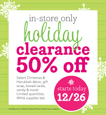 hanukkah clearance harmon values 50 clearance in store only