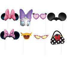 party city halloween photo props minnie mouse photo booth props minnie mouse party supplies