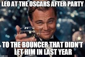 Bouncer Meme - leonardo dicaprio cheers meme imgflip