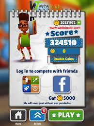 subway surfer hack apk get free subway surfers unlimited coins and free of cost