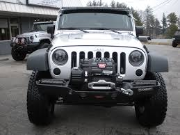 jeep winch bumper 2011 custom 6 4l hemi jeep wrangler rubicon for sale