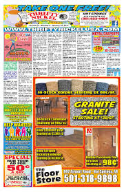 Affordable Furniture Warehouse Texarkana by Thrifty Nickel Springs U0026 Little Rock Publications 012314 By