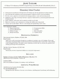 Resume Core Qualifications Examples by Free Download Resume Examples Housekeeping Examples For Core