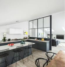 Glass Partition Between Living Room And Kitchen The 25 Best Glass Walls Ideas On Pinterest Glass Room Interior