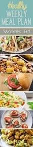 healthy weekly meal plan 89 healthy weekly meal plan weekly