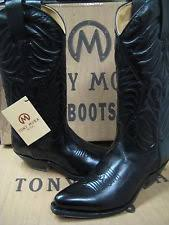 womens boots made in spain tony mora cowboy boots for ebay