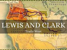 Lewis And Clark Expedition Map History By Isaac Rodriguez