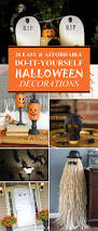 20 super easy u0026 affordable diy halloween decorations