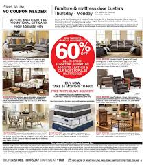 Price Busters Furniture Store by Boston Store Black Friday Ad 2017