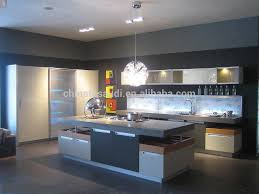 Pvc Kitchen Furniture China Pvc Membrane Kitchen Cabinets China Pvc Membrane Kitchen