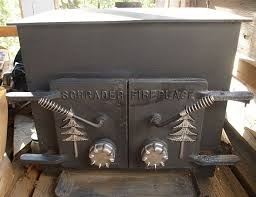 Wood Burning Fireplace Parts by Recycling Secrets Free Scrap Metal Working Wood Stoves U0026 Parts