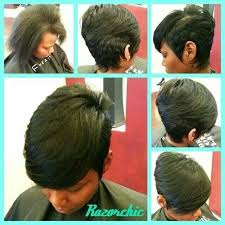 razor chic hairstyles pictures on atlanta hairstyles gallery cute hairstyles for girls