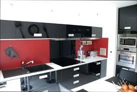 porte de cuisine en verre meuble de cuisine haut court porte relevante en verre excellent