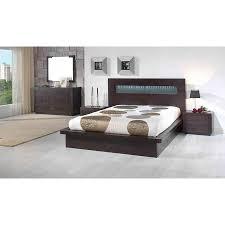 chambre wenge chambre adulte contemporaine wenge lydd meubles elmo