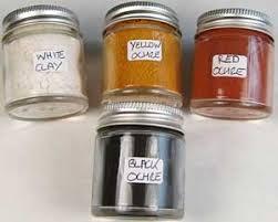ochres u0026 natural earth pigments