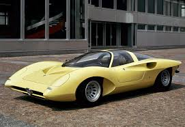 coachbuild com pininfarina alfa romeo 33 prototipo speciale 1969