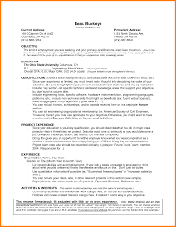 Resume Builder For Experienced Student Resume Template No Job Experience