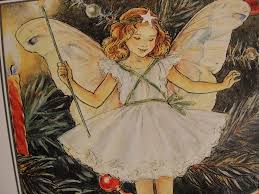 welcoming winter fairies into our garden
