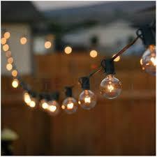 Edison Bulb String Lights Lighting String Lights For Patio Umbrella Outdoor Light Strings