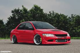 evo stance mitsubishi evolution viii the hall of fame pinterest cars