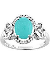 Turquoise Wedding Rings by Amazon Com Gemstones Turquoise Engagement Rings Wedding