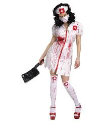 nurse fatale womens costume scary costumes
