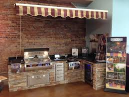 kitchen style outdoor kitchens fireplaces easter concrete and
