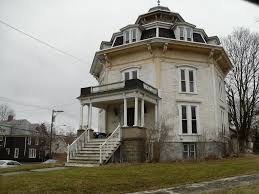 homer ny the octagon house in homer octagonal pinterest
