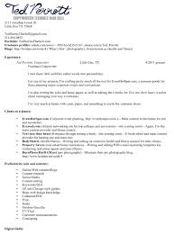 copywriter resume template copywriter resume template free resume example and writing download