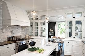 over kitchen sink lighting modern island overhead drop lights