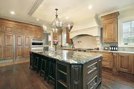 43 and spacious light wood custom kitchen designs
