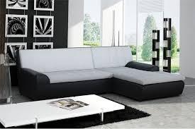 canapé d angle noir et gris canapé d angle gemini noir et gris canapés d angle canapés et