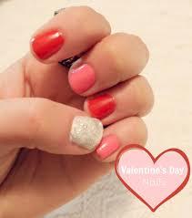 valentine u0027s day nails rachel u0027s lookbook