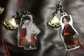 hozuki no reitetsu hoozuki no reitetsu metal strap part 2 cellphone charms child