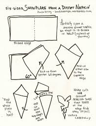 How To Make A Snowflakes Out Of Paper - tis the season to make paper snowflakes playful bookbinding and