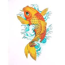 50 Koi Fish Designs For 50 Best Fish Tattoos Design And Ideas
