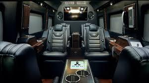 luxury mercedes sprinter executive lounge luxury sprinter u2014 mcsweeney designs