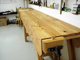 Bench Holdfast Workbench Done