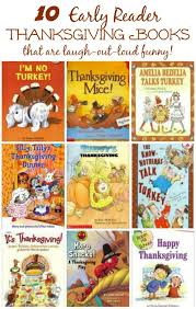 the best early reader books with seasonal themes thanksgiving