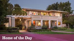 Prairie Home Style Home Of The Day Prairie Life In Pasadena La Times