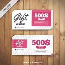 22 best free gift voucher templates in psd