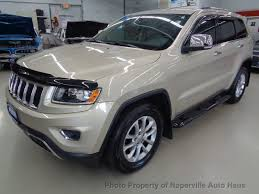 used jeep grand 2014 2014 used jeep grand rwd 4dr limited at naperville auto