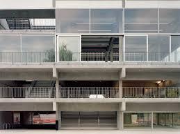 public condenser low cost flexible university building paris