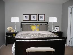 Gray Bedroom Decorating Ideas Adorable 10 Romantic Bedroom Colors Pinterest Decorating Design