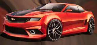 camaro 2015 concept 2015 camaro rendered is more modern than retro gm authority