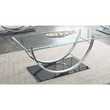 black and glass coffee table glass coffee tables you ll love wayfair