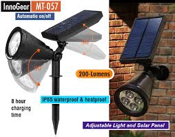 Outdoor Solar Panel Lights - best outdoor solar lights for your home u0026 garden chainsaw journal