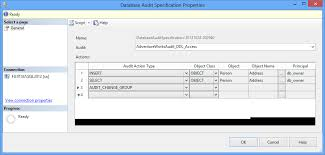 Sql Server Audit Table Changes Sql Server Audit Feature Introduction Solution Center
