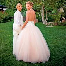 celebrity brides who wore pink wedding dresses martha stewart